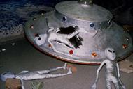Марсианская трагедия или контакт с пришельцами под углом в 40 градусов